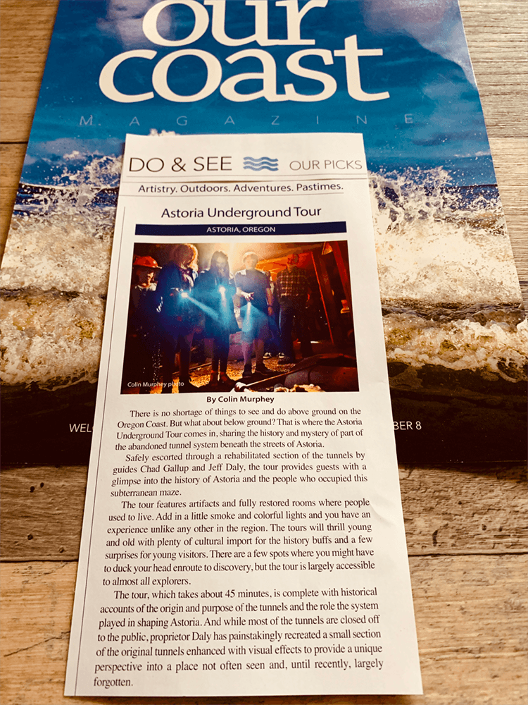Our Coast Magazine