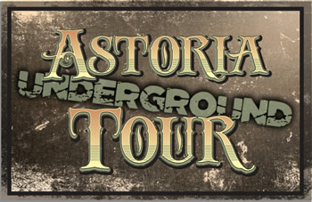 the astoria underground logo